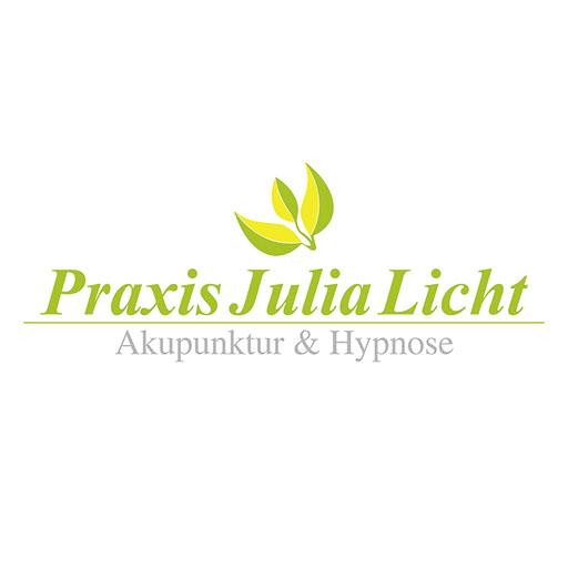 Logo der Naturheilpraxis Julia Licht in Münster